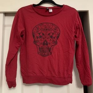 Cute graphic long sleeve